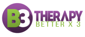 B3 Therapy Logo